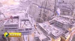超級水電站 金沙江相當兩個三峽大壩