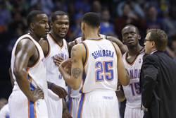 NBA》帕金斯列最強連線 狂酸KD小氣