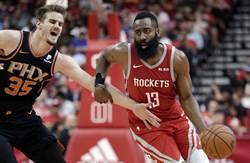 NBA》美媒列過去十年總分榜 哈登居首