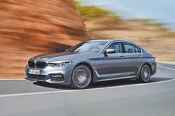 BMW 5系列0頭款 月付9900元起