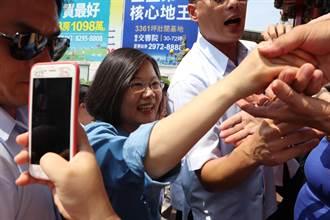 國民黨公布蔡英文施政民調 網反應出乎意料!