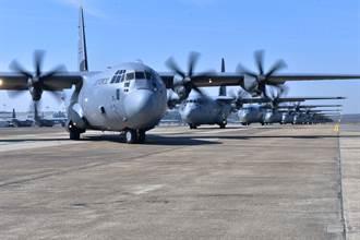 美軍C-130有「非典型裂縫」 百架飛機停飛