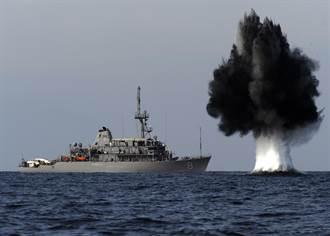 美國掃雷艦老舊不靈 軟體還用WIN2000