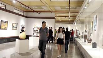 台灣美術文化交流協會會員聯展 台中港區藝術中心登場