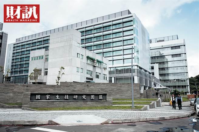 南港是下個兆元產業「生技」重要基地,由中研院、剛落成的國家生技研究園區領頭。(圖/吳尚哲攝)
