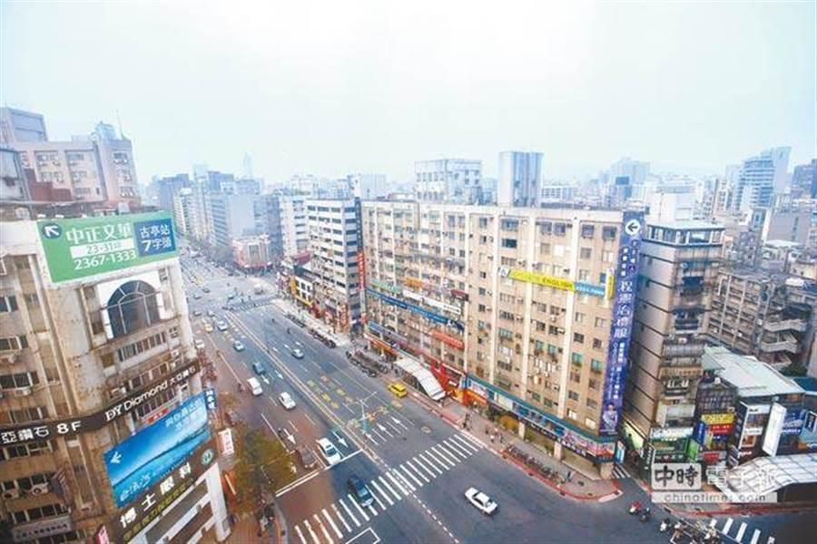 圖為台北市。(資料照)