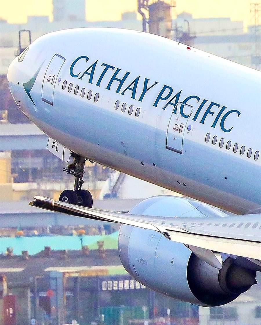 国泰航空市值蒸发百亿 英资大股东被中国民航局