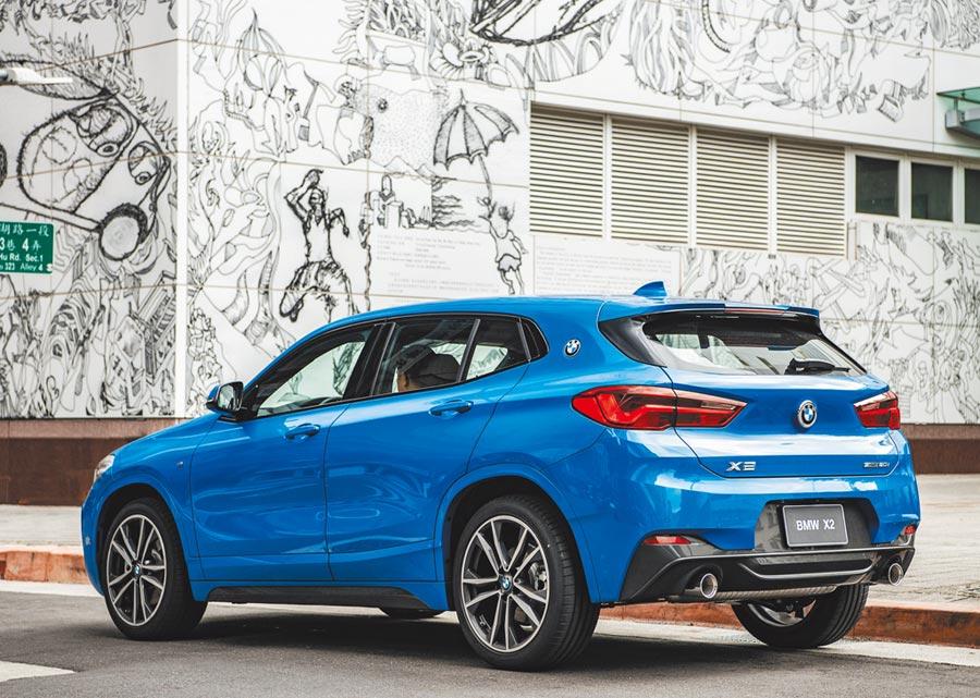 BMW 5系列0頭款 月付9900元起 圖片提供汎德