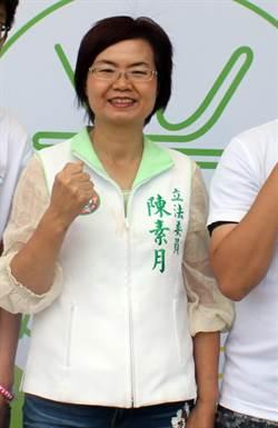 彰化第4選區 蕭景田捲土重來力拚陳素月
