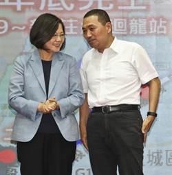 侯友宜呼籲蔡總統「做事情」 新北議員江怡臻力挺