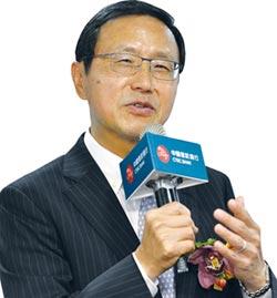 中信銀拚海外獲利 五年內占45%