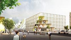 台開聯手ibis酒店 打造新天堂樂園2