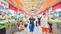 網紅菜市場 網羅全球美食