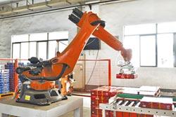 大陸首條自製自動砂輪生產線投產