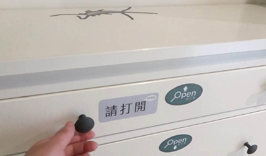 猜猜看,打開櫥櫃你會遇見什麼蟲蟲呢?(台北市立動物園提供)