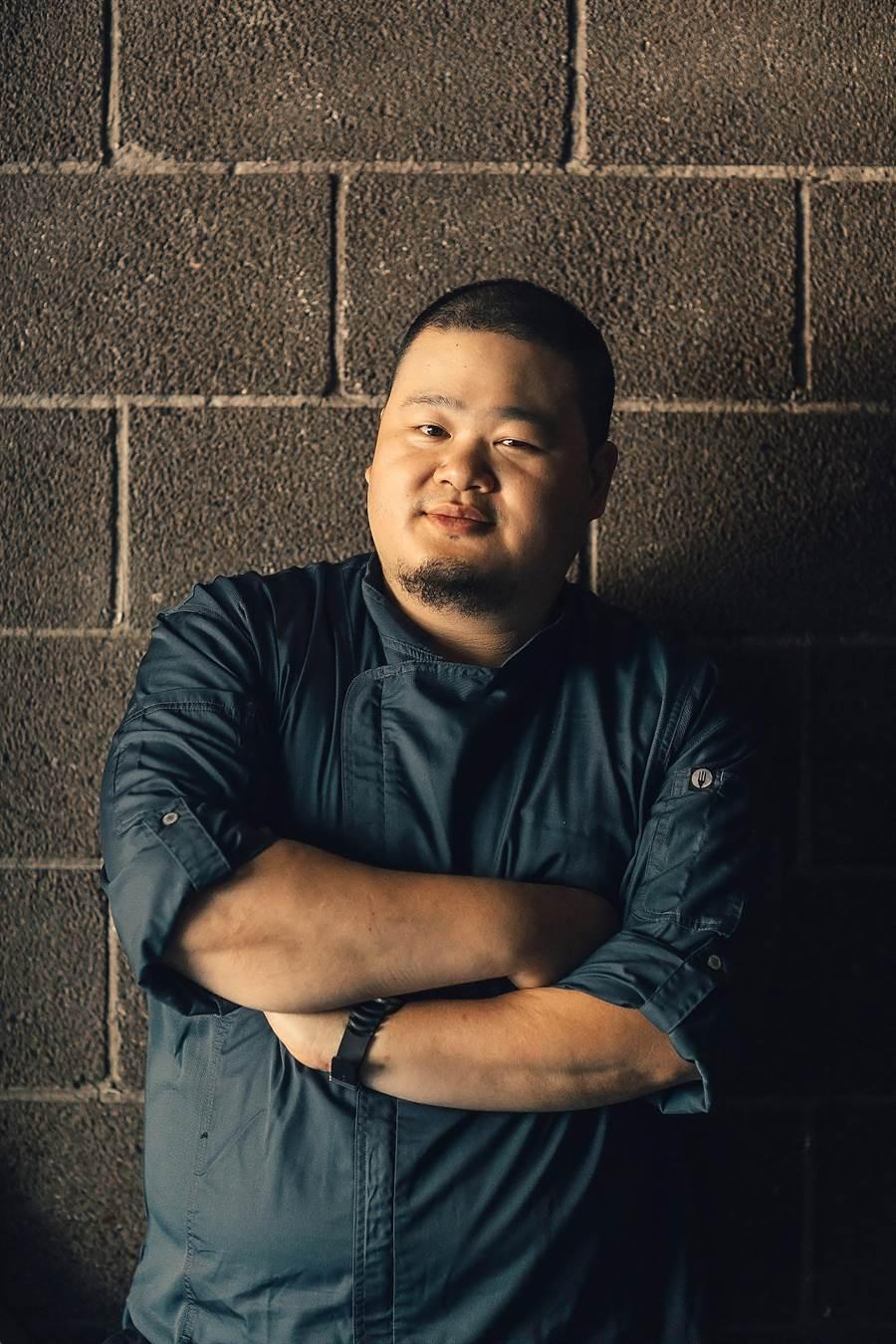 首位榮獲紐西蘭三帽的台灣主廚—李幸男(Nobu Lee),將於9/5日起客座台北晶華酒店〈Taste Lab〉。(圖/晶華酒店)