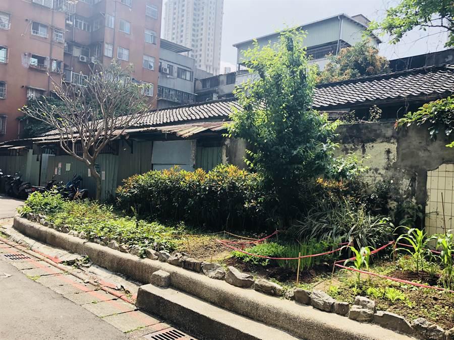 北市文化局12日舉行的文資審議會,通過將台北市大安區金山南路二段的「日式宿舍群」,登錄為歷史建物。(北市文化局提供)