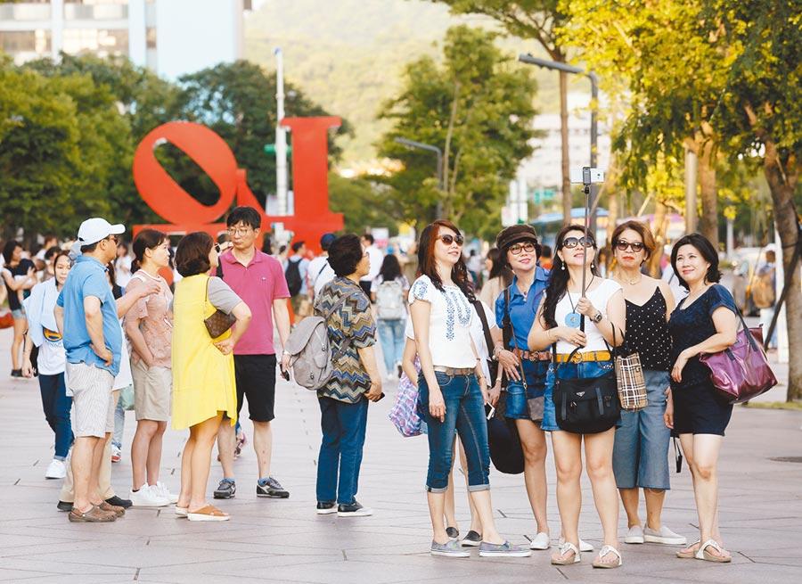 近期韓國客來台漸增,觀光飯店除推專案吸客,亦鎖定韓國大型企業與旅行社,爭取獎勵旅遊、員工旅遊訂單。圖/本報資料照片