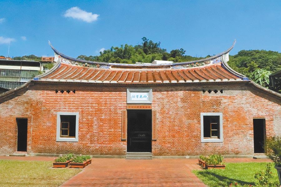 泰山明志書院有256年歷史,享有「北台首學」之美名。