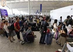 不斷更新》台港今取消53航班 長榮華航午後加大機型疏運
