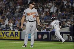MLB》大聯盟奇觀 金鶯又被洋基虐爆