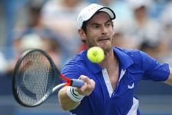 輸掉比賽後 莫瑞也要放棄美網單打