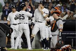 MLB》屠殺弱隊破紀錄 洋基是否虛胖?