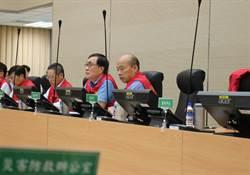 綠營酸韓國瑜應變慢 高市府:二級開設市長就進駐