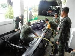 因應南部豪雨 第四作戰區完成災防整備