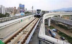 捷運綠線未來營運將產生噪音 市議員要求設置隔音牆