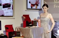 鑽石級精品月餅  夏如芝推薦金格珠寶月餅禮盒