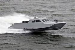 美國海軍秘密特戰艇 出現那霸港口