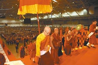 寶吉祥舉辦大法會 2萬人現場祈福