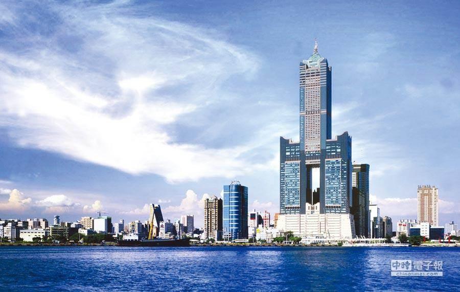 位於高雄地標85大樓的君鴻國際酒店,是很多觀光客造訪高雄必選酒店。圖/業者提供