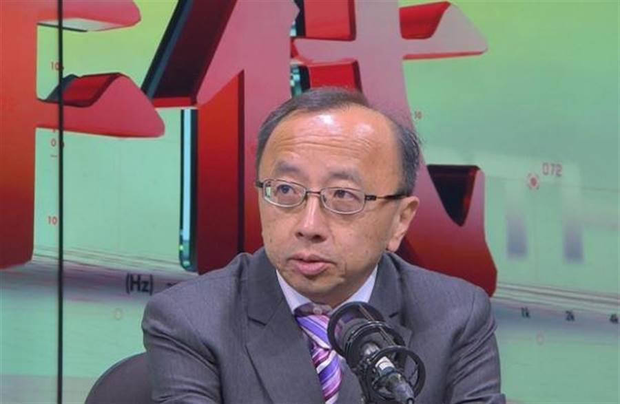 香港監警會前委員兼港大法律學院首席講師張達明。(圖/翻攝自星島日報)