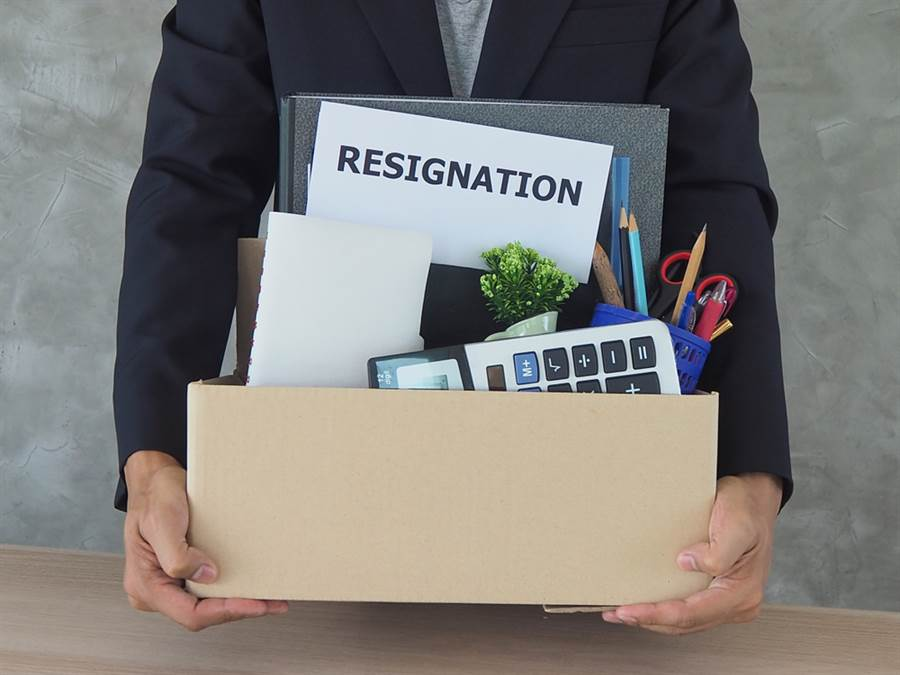 上班3小時辭職 新鮮人訴苦被罵翻(示意圖/達志影像)