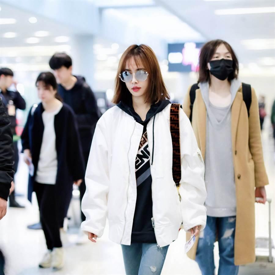 墨鏡不只可以保護眼睛,更是名人必備的時尚配件。(圖/品牌提供)