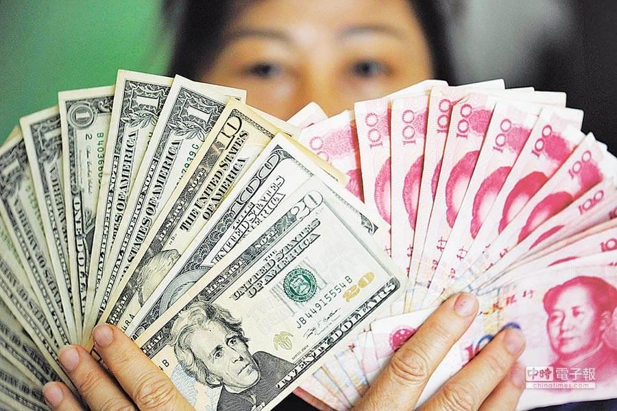 陸家庭債務與與可支配收入比例創新高。(新華社)