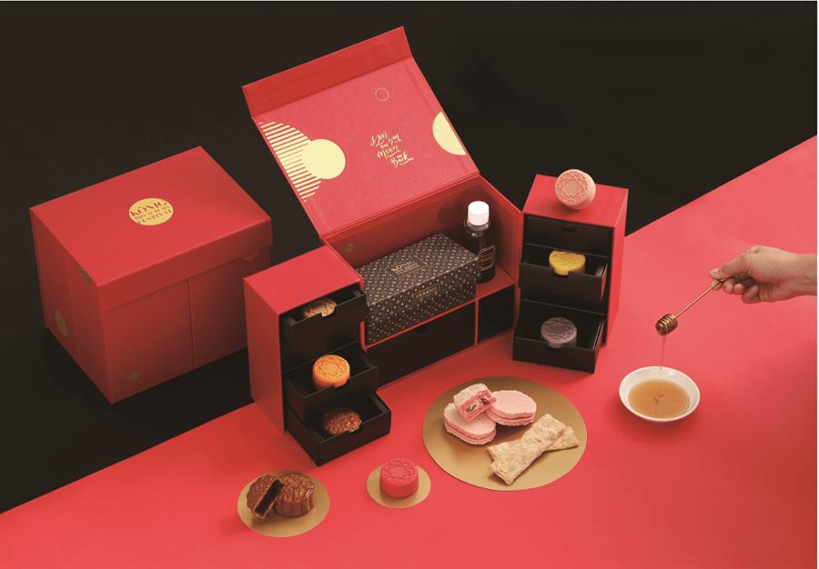 頂級珠寶月夜禮盒(圖/金格KÖNIG提供)
