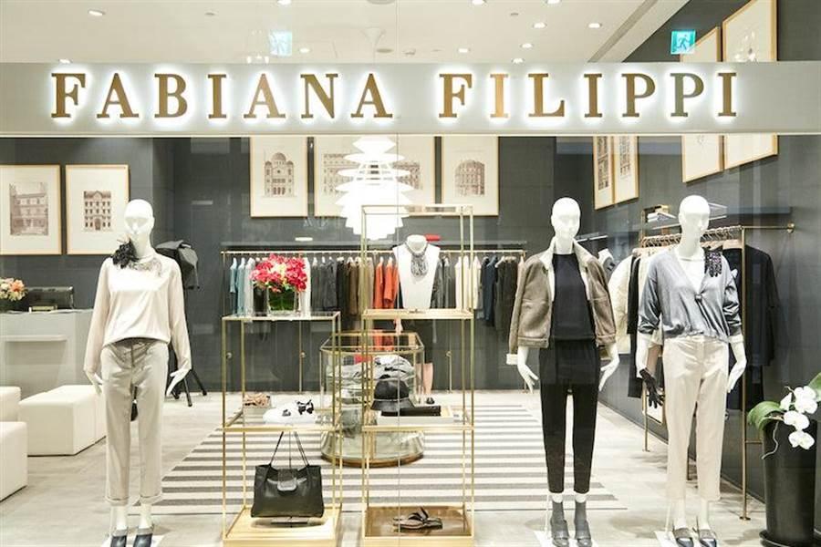 Fabiana Filippi 2019早秋度假系列全新上市。(Fabiana Filippi提供)
