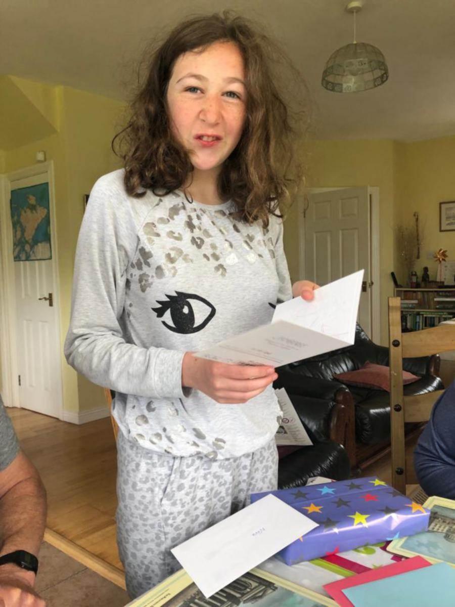 15歲愛爾蘭少女奎爾林命喪異鄉(取自網路)