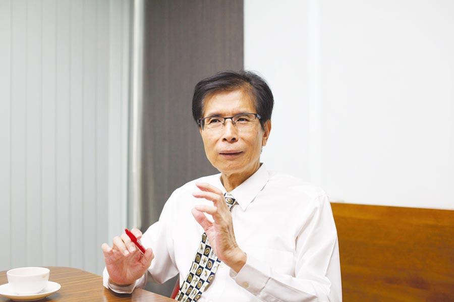 桃園不動產開發商同業公會理事長李文科(現任大睦建設總經理)。圖/賴麗如
