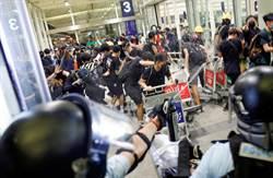 香港機場恢復起降 台港線仍取消6航班
