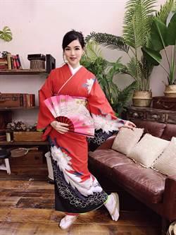 談詩玲穿日本和服憋尿6小時險昏厥