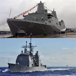 美國海軍:2艘美國軍艦訪港被拒