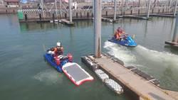龍洞跳水平台民眾受困 海巡消防即刻救援