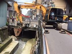 812豪雨積淹水點 中市府即時搶救並提長期改善計畫