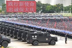 中共若鎮壓香港抗議 台學者:小英就贏定了