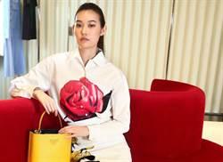 董若彤承認「情人」是誰了 穿蕾絲洋裝談浪漫事