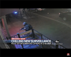 代頓槍手行兇過程曝光 32秒槍擊26人
